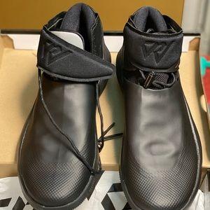 "Nike Jordan's ""Why not zero .1"""